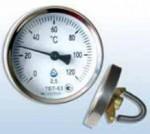 Термометри біметалеві трубні ТБТ
