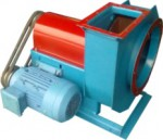 Вентилятор радіальний для пилу ВРП (Схема 5)